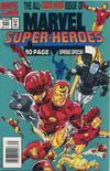 Cover for Marvel Super-Heroes (Marvel, 1990 series) #13 [Newsstand]