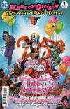 Cover Thumbnail for Harley Quinn 25th Anniversary Special (2017 series) #1 [Amanda Conner Cover]