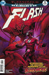 Cover for The Flash (DC, 2016 series) #30 [Neil Googe Cover]