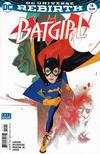 Cover for Batgirl (DC, 2016 series) #14 [Joshua Middleton Cover]