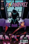 Cover for Ms. Marvel (Marvel, 2016 series) #22