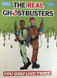 Cover Thumbnail for The Real Ghostbusters (Marvel UK, 1988 series) #39
