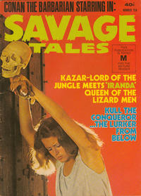 Cover Thumbnail for Savage Tales (K. G. Murray, 1972 series) #10