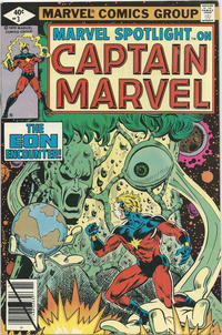 Cover Thumbnail for Marvel Spotlight (Marvel, 1979 series) #3 [Direct]