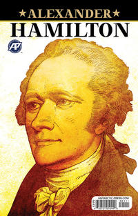 Cover Thumbnail for Alexander Hamilton (Antarctic Press, 2017 series)