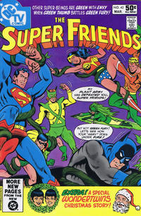 Cover Thumbnail for Super Friends (DC, 1976 series) #42 [Direct]