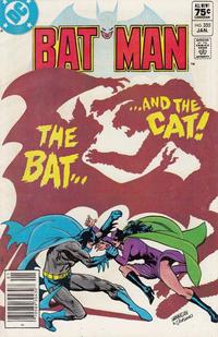 Cover Thumbnail for Batman (DC, 1940 series) #355 [Canadian]