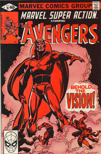 Cover Thumbnail for Marvel Super Action (Marvel, 1977 series) #18 [Direct Edition]