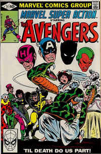Cover Thumbnail for Marvel Super Action (Marvel, 1977 series) #21 [Direct Edition]