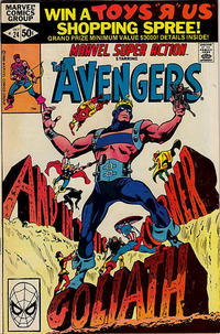 Cover Thumbnail for Marvel Super Action (Marvel, 1977 series) #24 [Direct Edition]