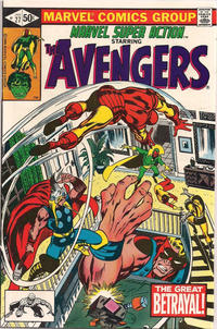 Cover Thumbnail for Marvel Super Action (Marvel, 1977 series) #27 [Direct Edition]
