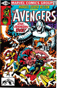 Cover Thumbnail for Marvel Super Action (Marvel, 1977 series) #28 [Direct Edition]
