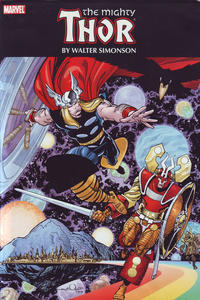 Cover Thumbnail for Thor by Walter Simonson Omnibus (Marvel, 2011 series)