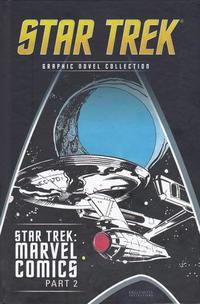 Cover Thumbnail for Star Trek Graphic Novel Collection (Eaglemoss Publications, 2017 series) #19 - Star Trek: Marvel Comics Part 2