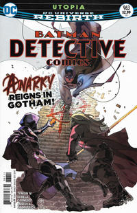 Cover Thumbnail for Detective Comics (DC, 2011 series) #963