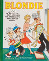 Cover for Blondie: 100 Selected Top-Laughs of America's Best Loved Comic (David McKay, 1944 series) #[nn]