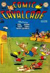 Cover for Comic Cavalcade (DC, 1942 series) #32