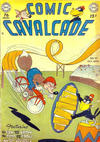 Cover for Comic Cavalcade (DC, 1942 series) #35