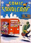 Cover for Comic Cavalcade (DC, 1942 series) #36