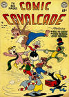 Cover for Comic Cavalcade (DC, 1942 series) #37