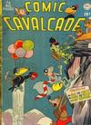 Cover for Comic Cavalcade (DC, 1942 series) #38
