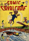 Cover for Comic Cavalcade (DC, 1942 series) #39