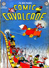 Cover for Comic Cavalcade (DC, 1942 series) #40