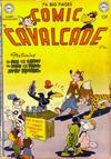 Cover for Comic Cavalcade (DC, 1942 series) #41