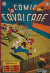 Cover for Comic Cavalcade (DC, 1942 series) #42