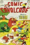 Cover for Comic Cavalcade (DC, 1942 series) #43