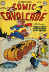Cover for Comic Cavalcade (DC, 1942 series) #44