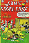 Cover for Comic Cavalcade (DC, 1942 series) #47