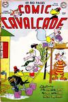 Cover for Comic Cavalcade (DC, 1942 series) #48