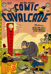 Cover for Comic Cavalcade (DC, 1942 series) #50
