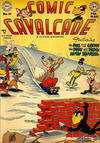 Cover for Comic Cavalcade (DC, 1942 series) #31
