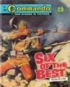 Cover for Commando (D.C. Thomson, 1961 series) #490
