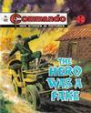 Cover for Commando (D.C. Thomson, 1961 series) #492