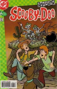 Cover Thumbnail for Scooby-Doo (DC, 1997 series) #6 [Direct Sales]