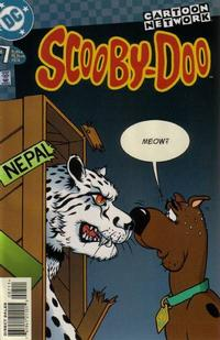 Cover Thumbnail for Scooby-Doo (DC, 1997 series) #7