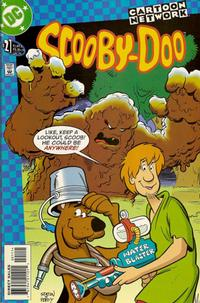 Cover Thumbnail for Scooby-Doo (DC, 1997 series) #21