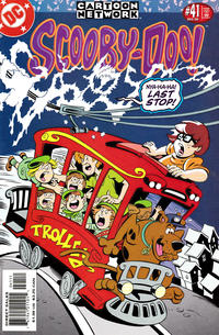 Cover Thumbnail for Scooby-Doo (DC, 1997 series) #41