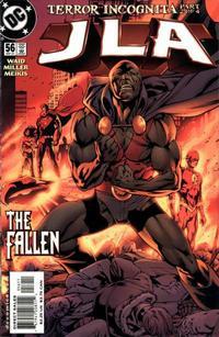 Cover Thumbnail for JLA (DC, 1997 series) #56