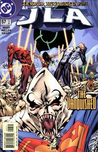 Cover for JLA (DC, 1997 series) #57