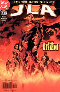 Cover Thumbnail for JLA (DC, 1997 series) #58