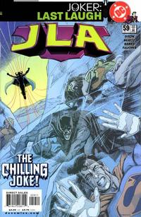 Cover Thumbnail for JLA (DC, 1997 series) #59