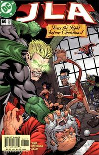 Cover Thumbnail for JLA (DC, 1997 series) #60