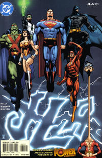 Cover Thumbnail for JLA (DC, 1997 series) #61