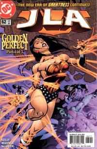 Cover Thumbnail for JLA (DC, 1997 series) #62