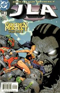 Cover Thumbnail for JLA (DC, 1997 series) #64