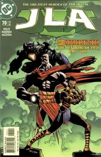Cover Thumbnail for JLA (DC, 1997 series) #70